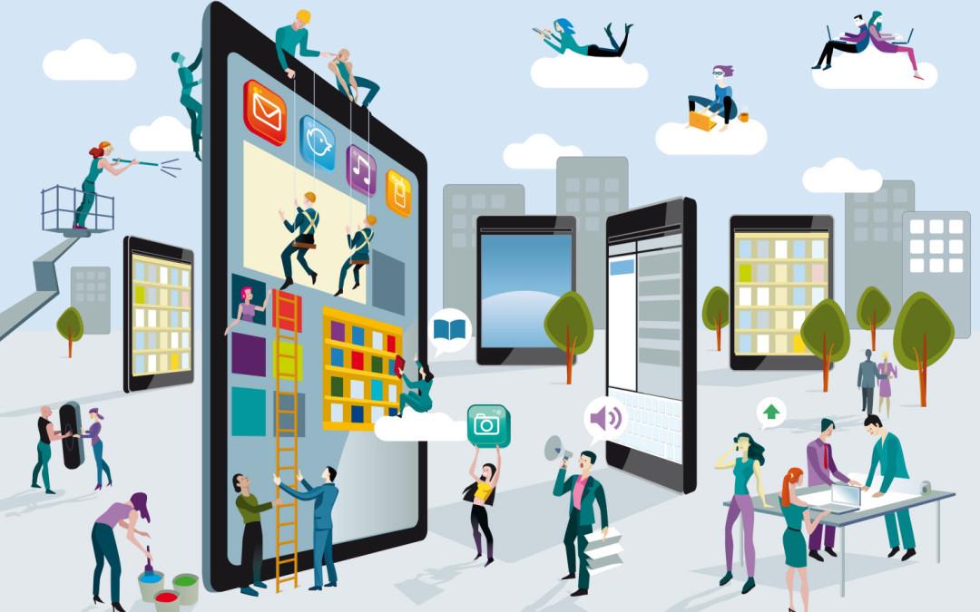 La publicidad móvil encabeza el crecimiento de la inversión publicitaria a nivel mundial