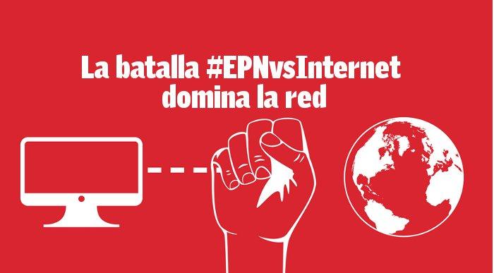 #EPNvsInternet se vuelve TT Mundial