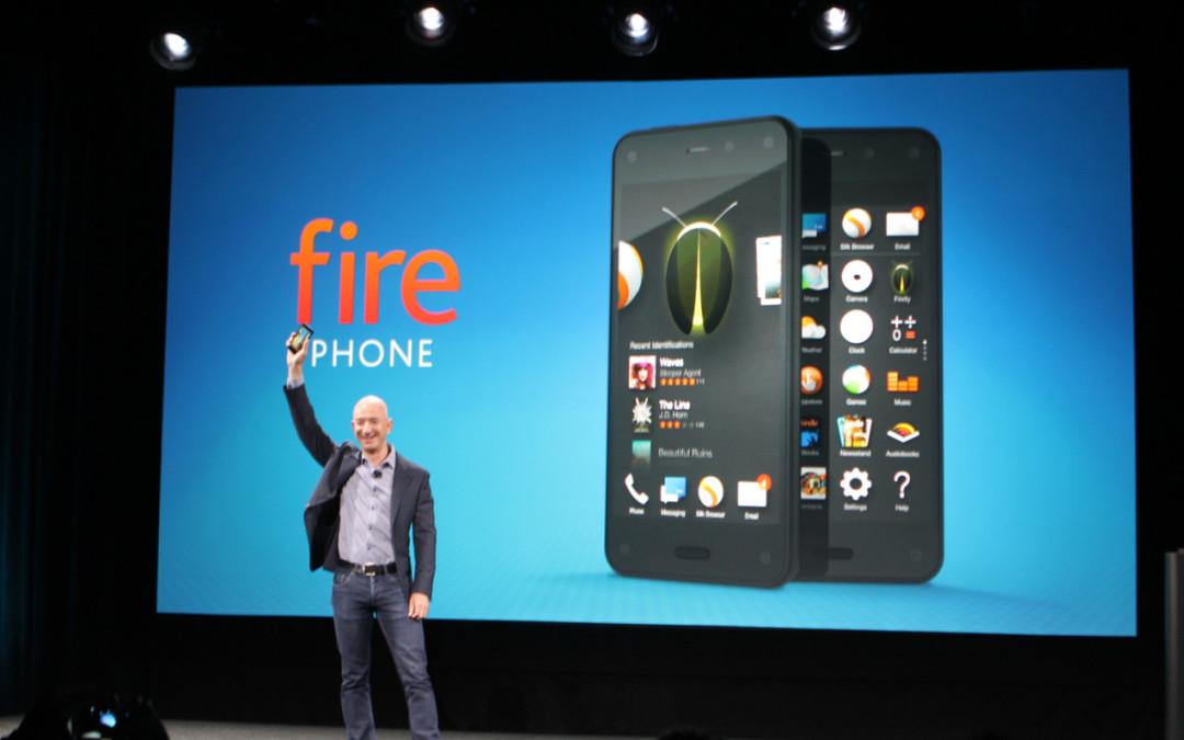 Todo lo que debes saber sobre Fire Phone, el nuevo smartphone de Amazon