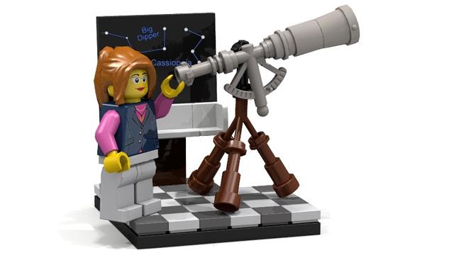 ¡Por fin! LEGO lanzará un set especial de mujeres científicas