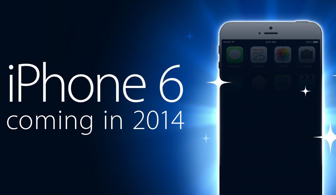 Apple podría retrasar a 2015 el lanzamiento del iPhone 6 de 5,5 pulgadas