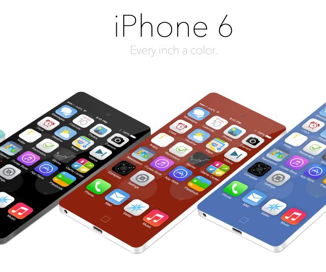 La manzana de Apple se encenderá con la llegada de los mensajes en el nuevo iPhone 6