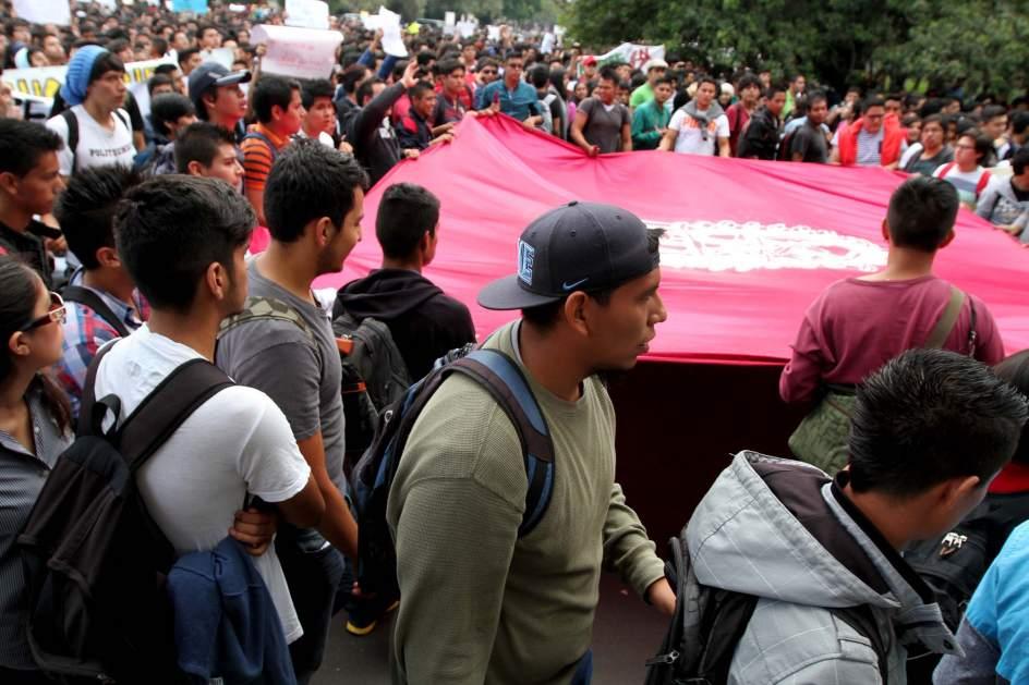Todo lo que debes saber sobre la protesta de estudiantes del Politécnico