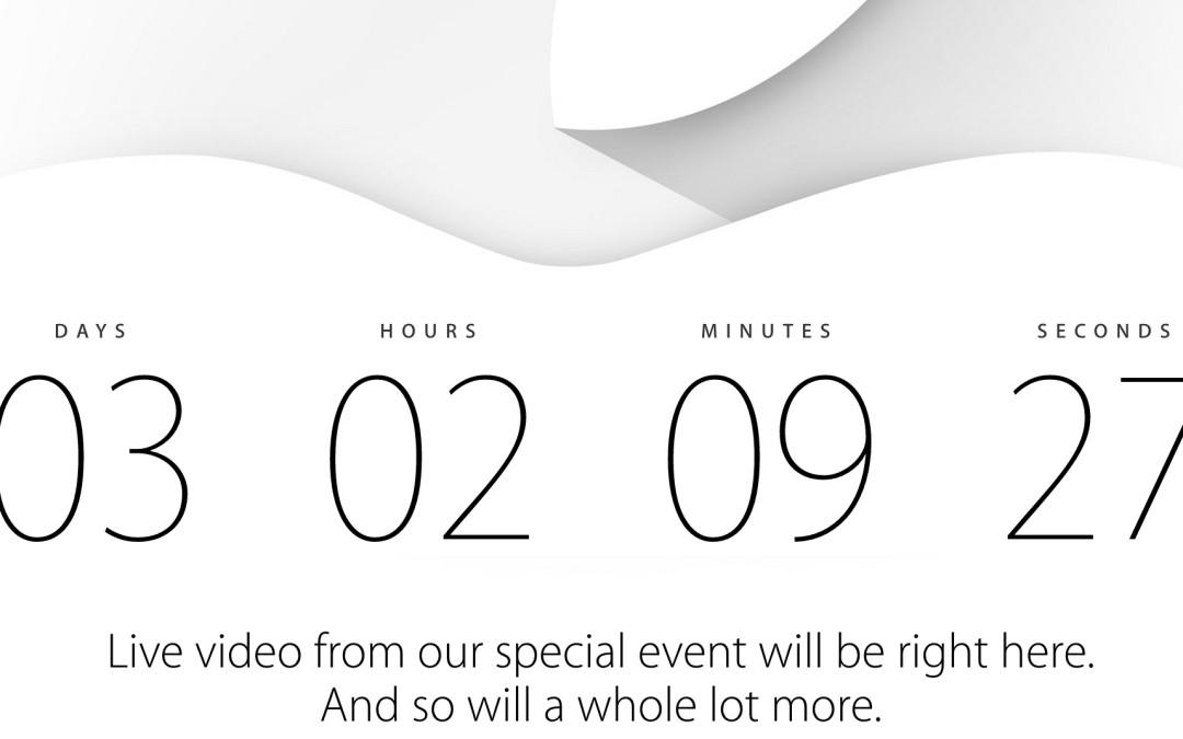 Apple emitirá en stream la presentación del 9 de septiembre
