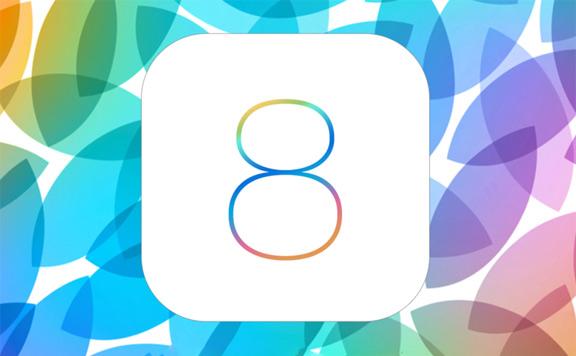 Las 5 mejores elementos de la actualización de iOS 8