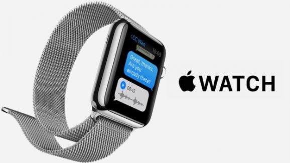 ¿Por qué se llama Apple Watch y no iWatch?