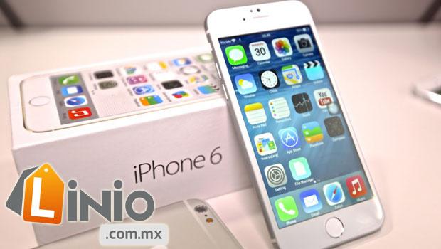 Llega el iPhone 6 a México