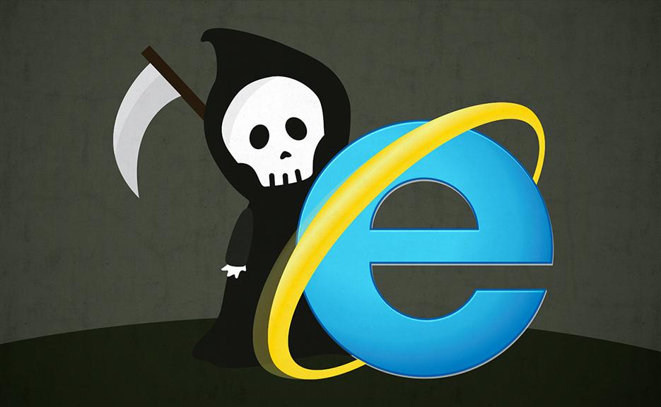 Microsoft desplazará el Internet Explorer