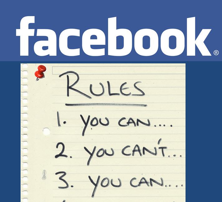 Facebook cambió: qué puedes y qué no puedes publicar