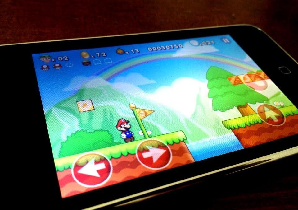 ¿Mario Bros. en el iPhone? Nintendo hará juegos para móviles iOS y Android