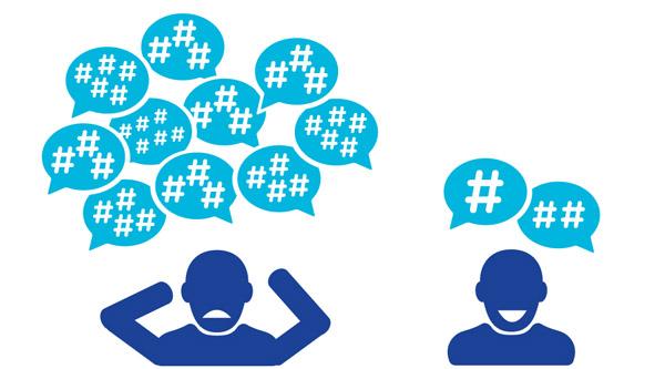 4 beneficios de utilizar hashtags en redes sociales