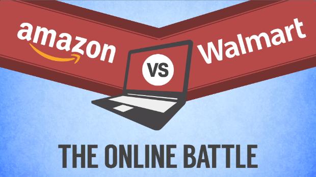 Amazon ya es más grande que Walmart