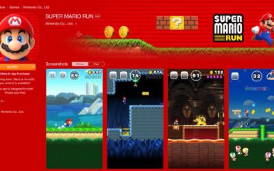 Mario Bros llegó al iPhone