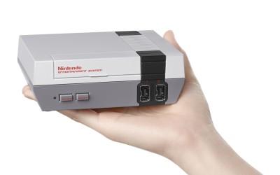 Ya salió el NINTENDO NES mini en México ¡Ya puedes comprarlo!