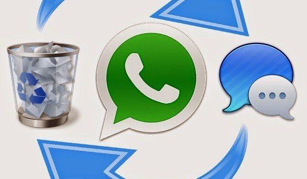 WhatsApp permitirá recuperar o anular mensajes ya enviados