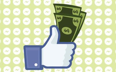 Ahora podrás transferir dinero a través de Facebook
